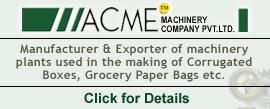 ACME Machinery Company Pvt. Ltd.