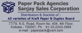 Paper Pack Agencies Sanjay Sales Corporation